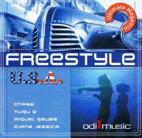 Various - Ultimate Freestyle Mix, Vol. 1 - Freestyle U.S.A