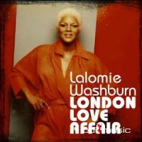 Cover Album of Lalomie Washburn - London Love Affair (1996)