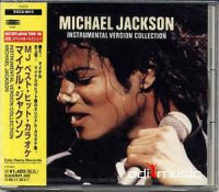 Michael Jackson - Instrumental Version Collection (CD) (1996)