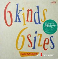 Parachute - 6 Kinds 6 Sizes (Vinyl, LP)