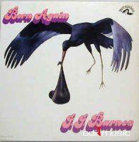 J. J. Barnes - Born Again (Vinyl, LP, Album)