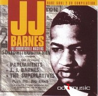 J. J. Barnes - The Groovesville Masters (CD, Album) 2CD