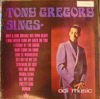 Tony Gregory - Sings (Vinyl, LP, Album)