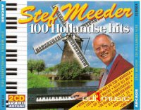 Stef Meeder - 100 Hollandse Hits (CD, Album)