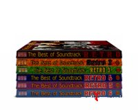 Various - The Best of Soundtrack: Retro Series [6 CD] (1998-2000)