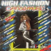 Various - High Fashion Dance Music - Volume 2 (Non Stop Dance Remix) (Vinyl) 1983