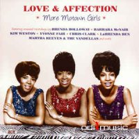 Various - Love & Affection (More Motown Girls) (CD)