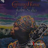 Jake Sollo - Coming Home (Vinyl, LP, Album)