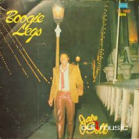 Jake Sollo - Boogie Legs (Vinyl, LP, Album)