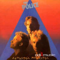 Cover Album of The Police - Zenyatta Mondatta (Vinyl, LP, Album) (1980)