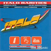 Cover Album of Various - Italo 2000 Rarities Vol.1 - 7