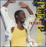 Philip Bailey - Triumph (Vinyl, LP, Album) (1986)