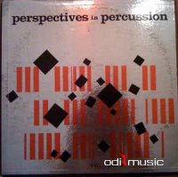 Skip Martin - Perspectives In Percussion: Volume 2 (Vinyl, LP, Album)