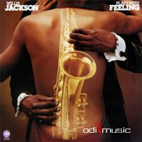 Willis Jackson - Plays With Feeling (Vinyl, LP, Album) (1976)