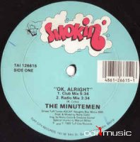 The Minutemen - OK Alright (Vinyl) 1989 Remixes