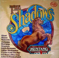 Cover Album of The Shadows - Mustang (Vinyl, LP)