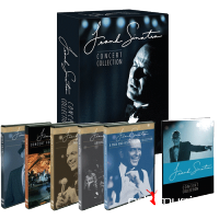 Frank Sinatra: Concert Collection (2010) [15 DVDRip]