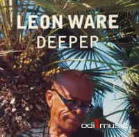 Cover Album of Leon Ware - Deeper (CD) (2004)