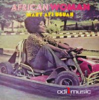 Mary Afi Usuah - African Woman (Vinyl, LP, Album)