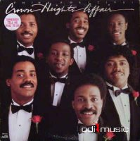 Crown Heights Affair - Think Positive! (Vinyl, LP, Album) (1982)