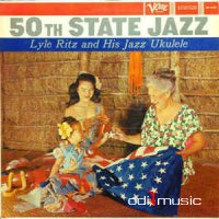 Lyle Ritz And His Jazz Ukulele - 50th State Jazz (Vinyl, LP, Album)