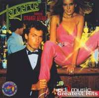 Tangerue Featuring Strange Affair - Greatest Hits (CD)