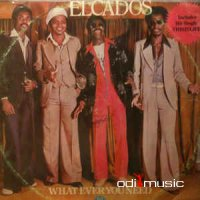 Elcados - What Ever You Need (Vinyl, LP, Album)