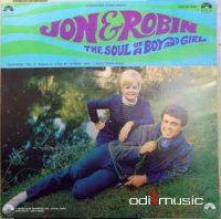 Jon & Robin - The Soul Of A Boy And Girl (LP Vinyl) 1967