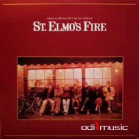Various - St. Elmo's Fire (Original Motion Picture Soundtrack) (Vinyl)