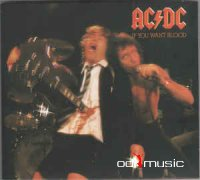 AC/DC - If You Want Blood You've Got It (CD, Album) [Remastered]