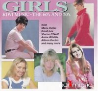 Various Artists - The Very Best The Girls: Kiwi Music - The 60's and 70's