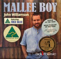 John Williamson - Mallee Boy (Vinyl, LP)