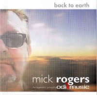 Mick Rogers - Back To Earth (CD, Album)