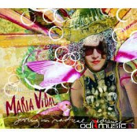 Maria Vidal - Living In Radical Radiance (CD, Album)