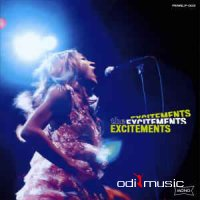 The Excitements - The Excitements (Vinyl, LP, Album)