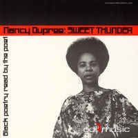 Sweet Thunder - My People Is Poems by Nancy Dupree (1977)