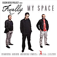 Eugen Botos Project - My Space CD (2010)