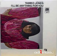Tamiko Jones - I'll Be Anything For You (Vinyl, LP, Album)