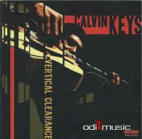 Calvin Keys - Vertical Clearance (CD)