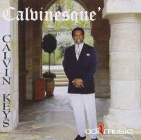 Cover Album of Calvin Keys - Calvinesque (CD, Album)