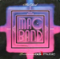 Mac Band Featuring The McCampbell Brothers - Mac Band S/T (VINYL) 1988