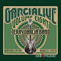 Jerry Garcia Band - GarciaLive Volume Eight: November 23rd, 1991