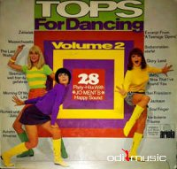 Jo Ments Happy Sound - Tops For Dancing Volume 2 (Vinyl, LP)