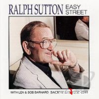 Ralph Sutton - Easy Street CD Album