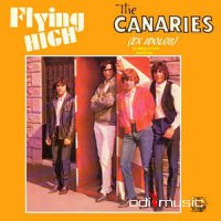 The Canaries - Flying High With The Canaries (Vinyl, LP)