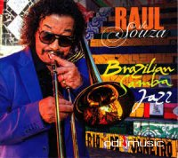 Raul De Souza - Brazilian Samba Jazz (CD, Album)