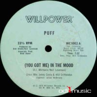 Puff - (You Got Me) In The Mood (Vinyl)