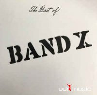 Band X - The Best of Band X (Vinyl, LP, Album)