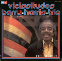 Barry Harris Trio - Vicissitudes (Vinyl, LP, Album)