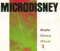 Microdisney - Gale Force Wind (Vinyl)